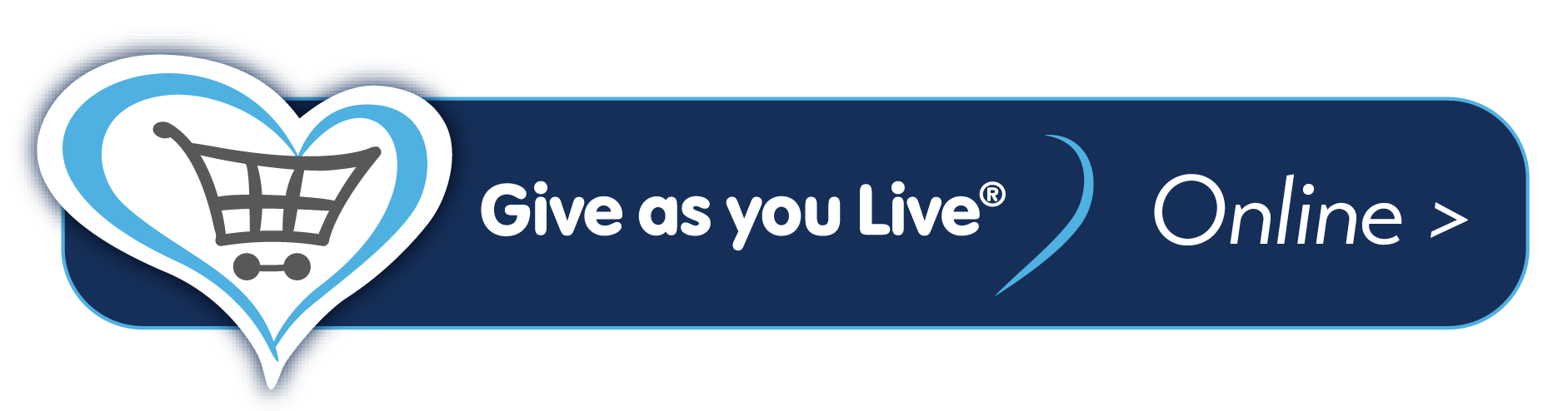 Use Give As You Live to donate to the BRF when making purchases